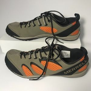 Merrell True Glove Brindle Harvest Pumpkin Shoes